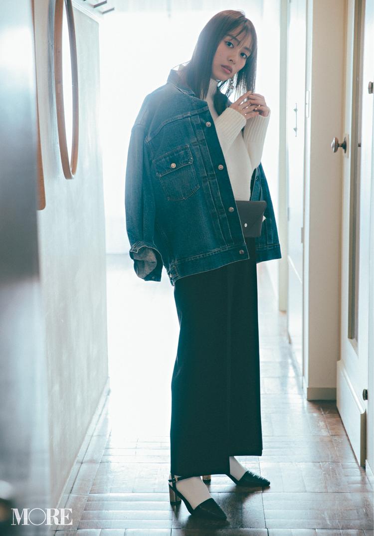 春トレンドを今から予習! Gジャンを着こなす人がおしゃれを制する♡ 記事Photo Gallery_1_1