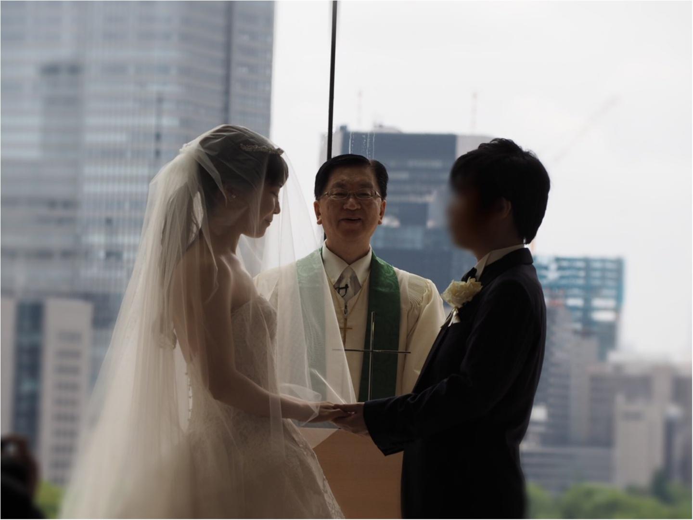【Happy wedding❤︎】モアハピ部同期の結婚式にみんなで参加してきました!!挙式から二次会まで写真たっぷりでレポートします♡_2