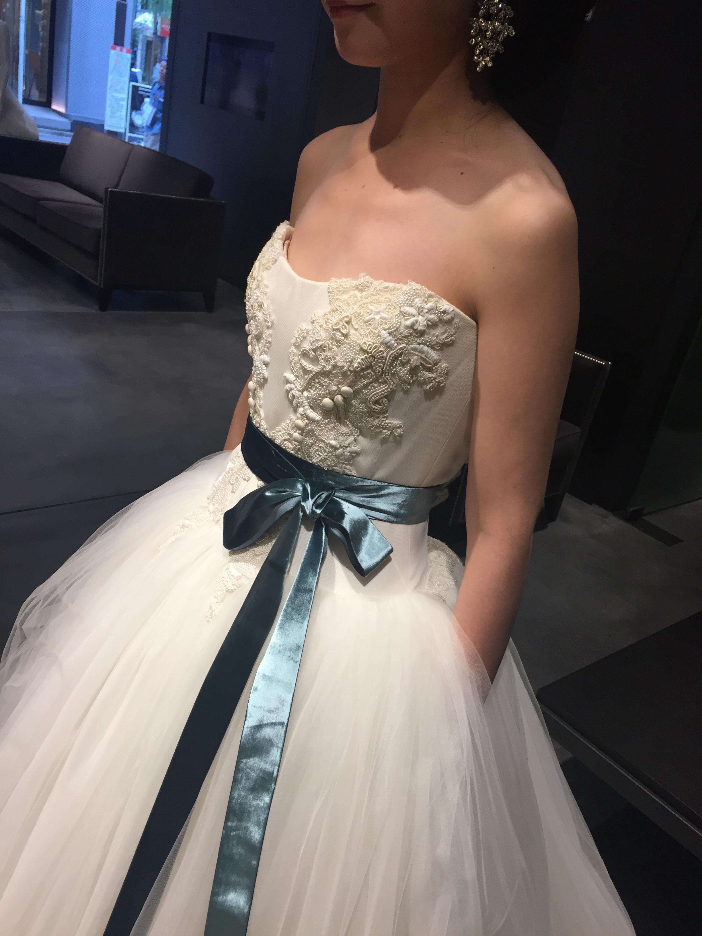 【#ドレス迷子】weddingドレス、実際に着てみました✧asuの運命の1着に巡り合うまでのドレス試着レポート①_5