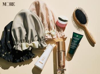 美髪の秘訣は夜にあり! くせ・うねり、乾燥ダメージなどを防ぐ「夜の集中補修ヘアケア」6選