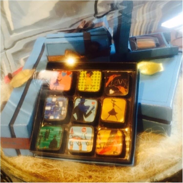 【京都】何度でも通いたくなるチョコレートショップ・マリベル(MarieBelle)♡_2