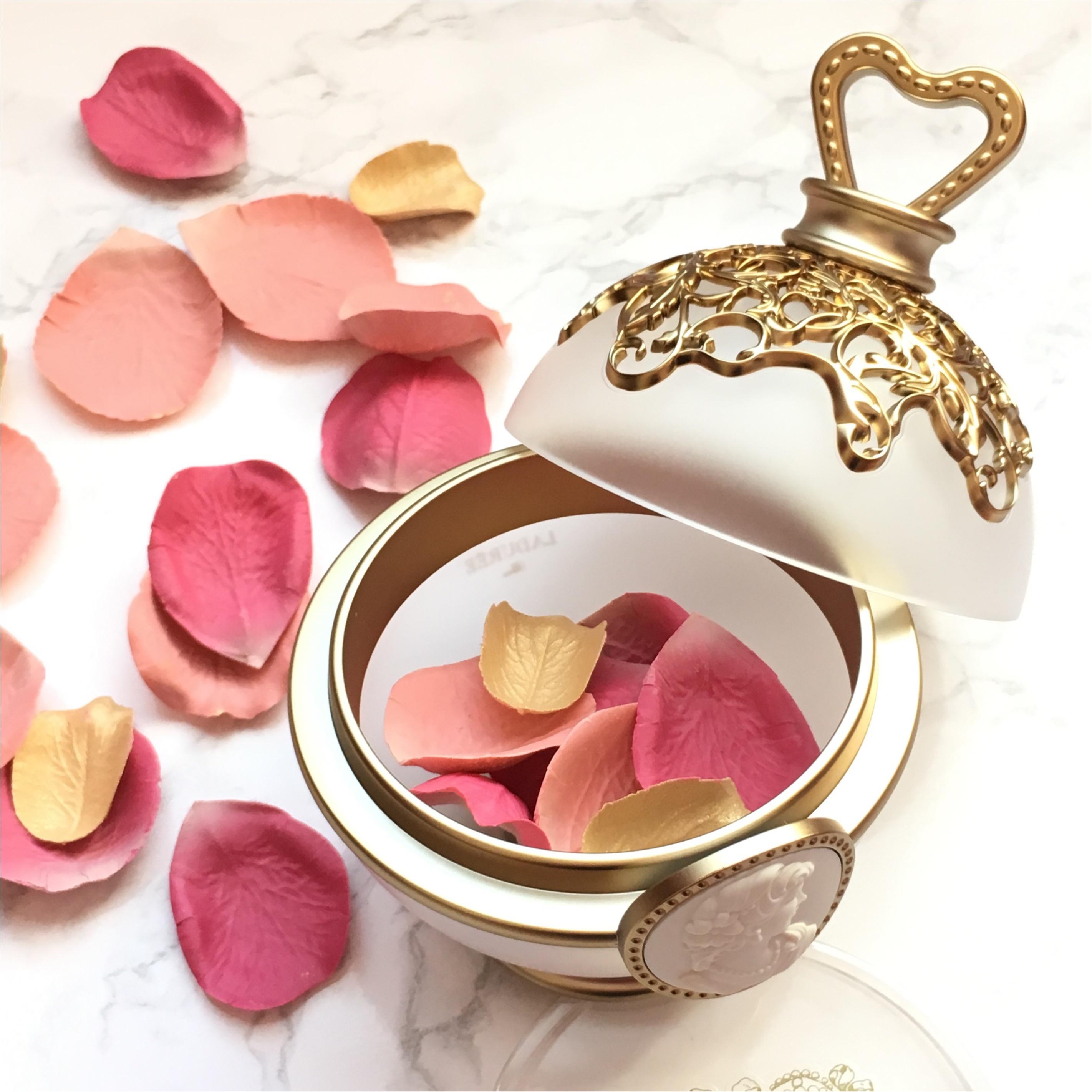 3色ローズが #インスタ映え♡『ラデュレ』の新作花びらチークをライターゆうりがお試し_1
