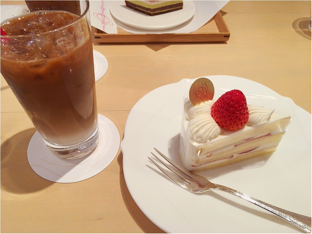川越のパワースポットの隣で食べれるスイーツ♡_2