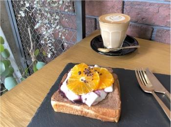 【山口】インスタ映え間違いなし♡華やかフルーツのオープンサンドと美味しいコーヒーがいただけるカフェ♡
