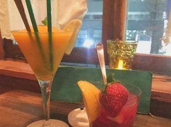 【内緒にしたい…けど教えます!in横浜】川沿いBAR!カクテルとお通しが極上の癒し!