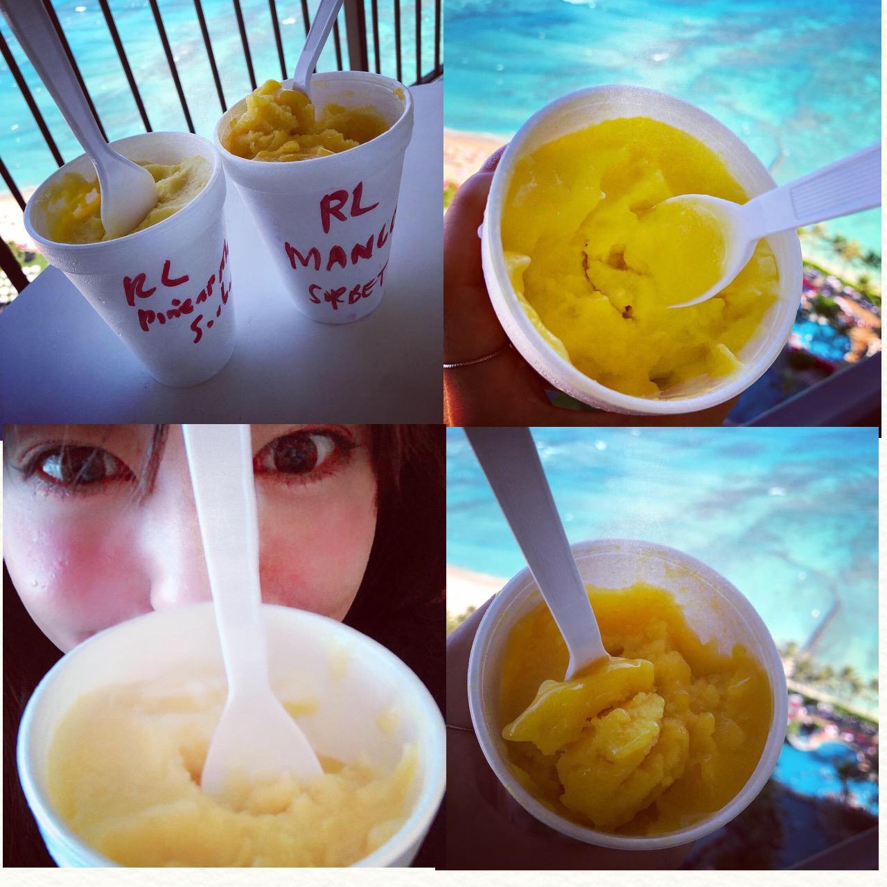 <ハワイ>毎日通いたい♡果物屋さんがつくるフレッシュなソルベとアイスクリームが絶品♡_6
