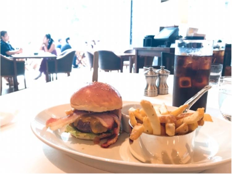 【ランチ】高級ステーキ店でこのお値段?!六本木で贅沢ハンバーガー♡_3