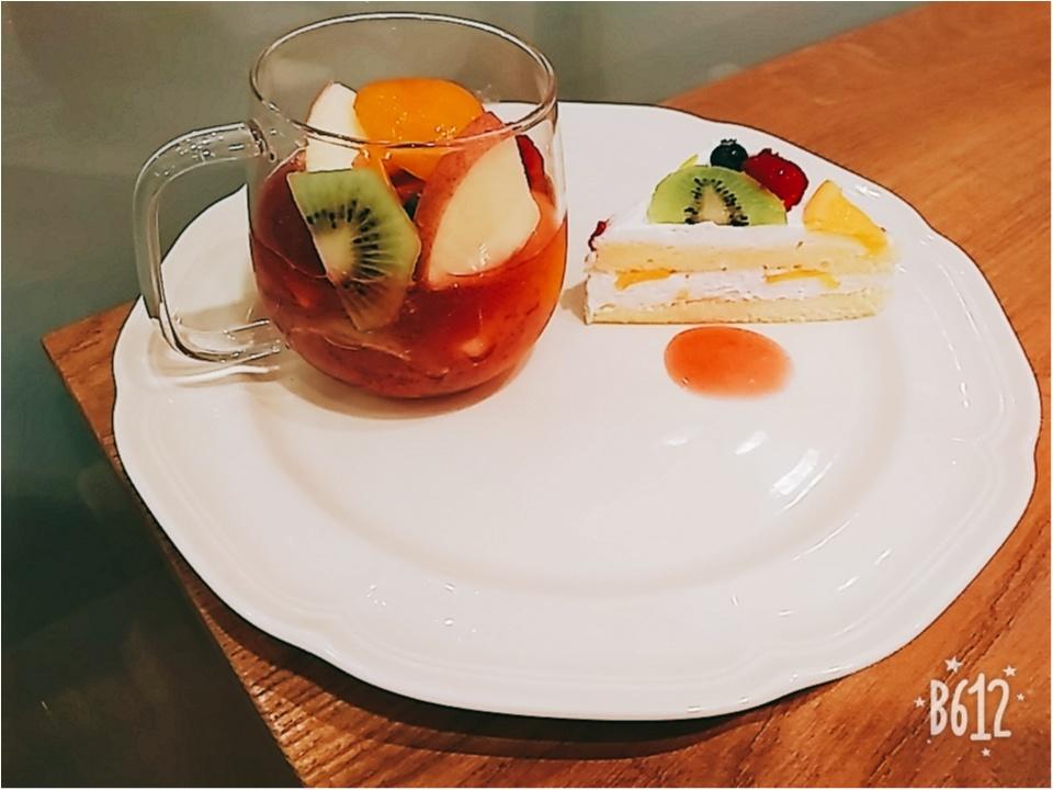 《6月8日限定》【Afternoon Tea Tearoom 】 夢のフルーツティーセット_2