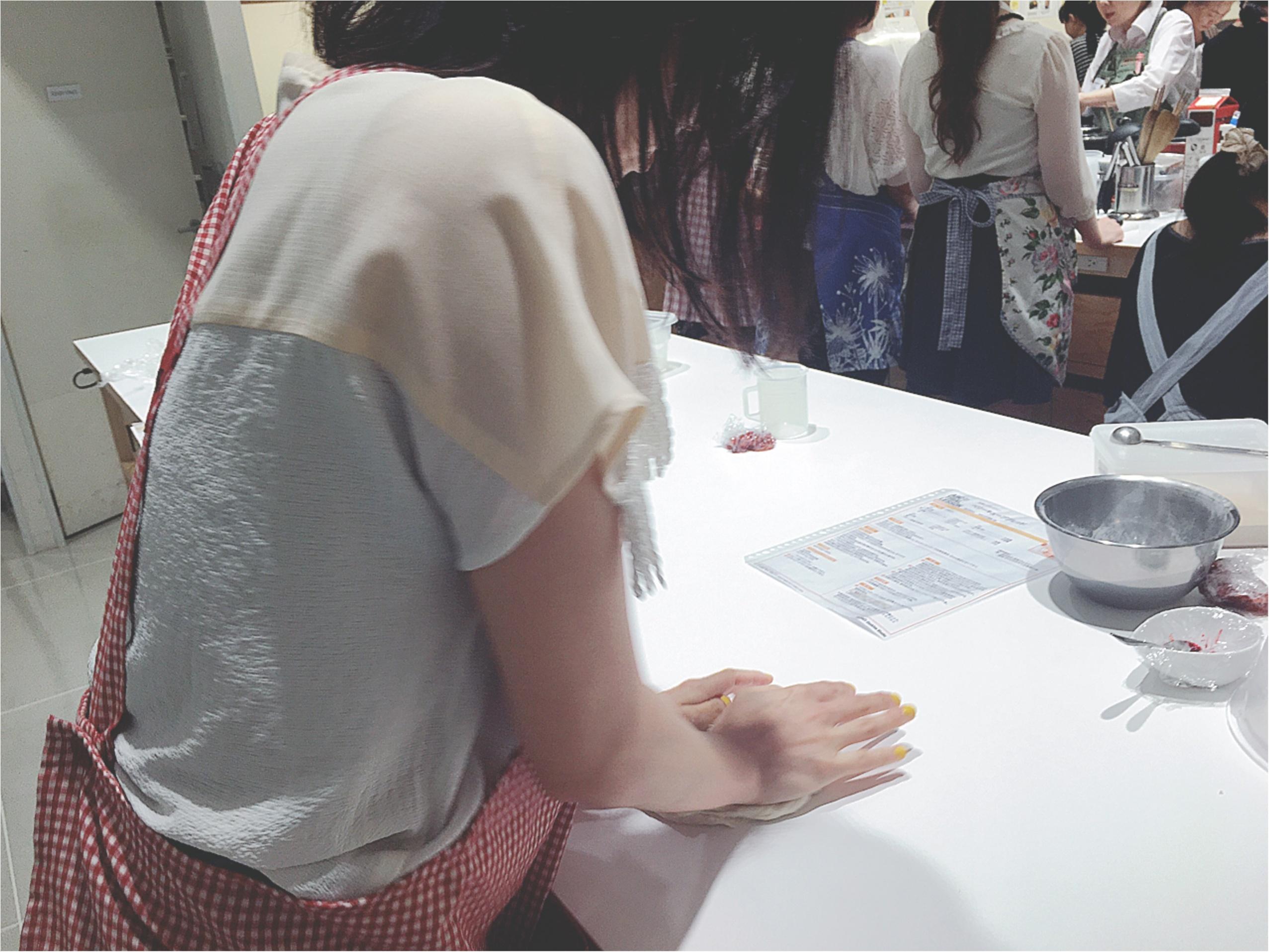 お料理教室体験★SNS映え◎かわいいキューブパンを作りました!-本日のモアハピ女子会-_4