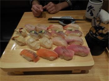 【築地玉寿司】高級寿司の食べ放題へ2回目行ってきました