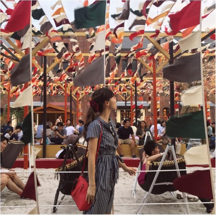 【EVENT】8/27まで開催中!みなとみらい・赤レンガがアフリカンリゾート空間に♥_1
