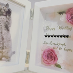 ❤︎結婚祝いにはコレがおススメ❤︎枯れない花で『末長い幸せ』を願う気持ちを贈ろう!