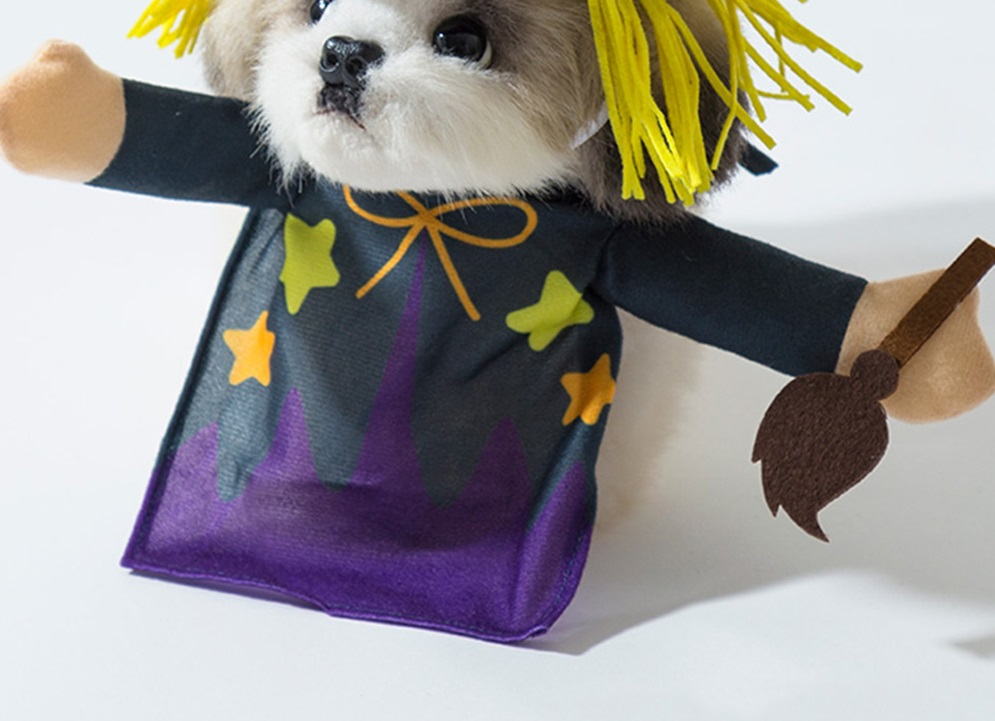 愛する犬・猫と楽しむハロウィン♡ 『3COINS』で買えるおすすめペットコスプレ8選_5