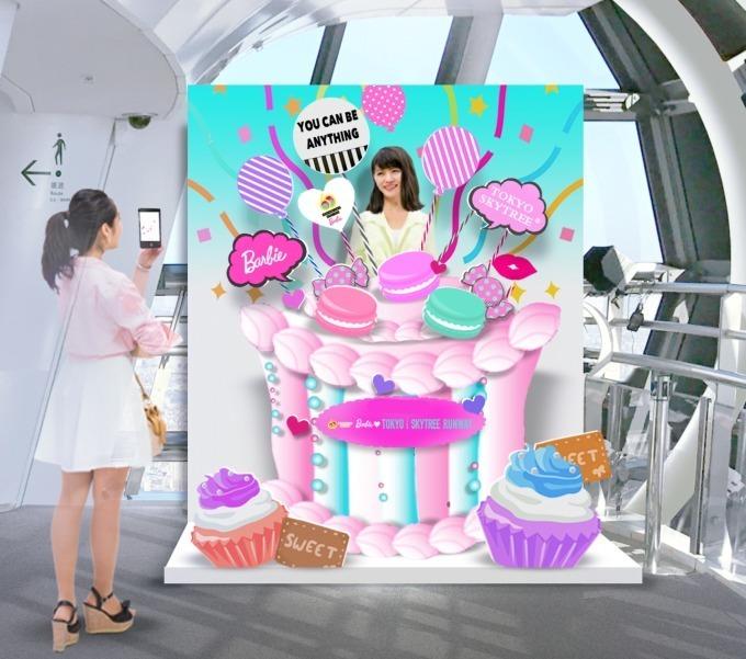 ファッションドール・バービーがデビュー60周年♡ 可愛すぎるカフェメニューや限定グッズなど、コラボイベントが『東京スカイツリー®』で開催中!!_4