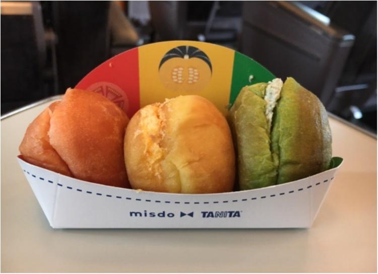 【ミスド×タニタ】ミスドの新作はコラボ!新感覚のお野菜ドーナツ『Vege Pop』♡_3
