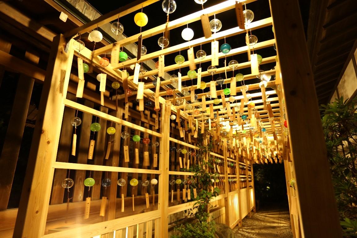 川越氷川神社の『縁結び風鈴』で日本の夏を満喫♡_1