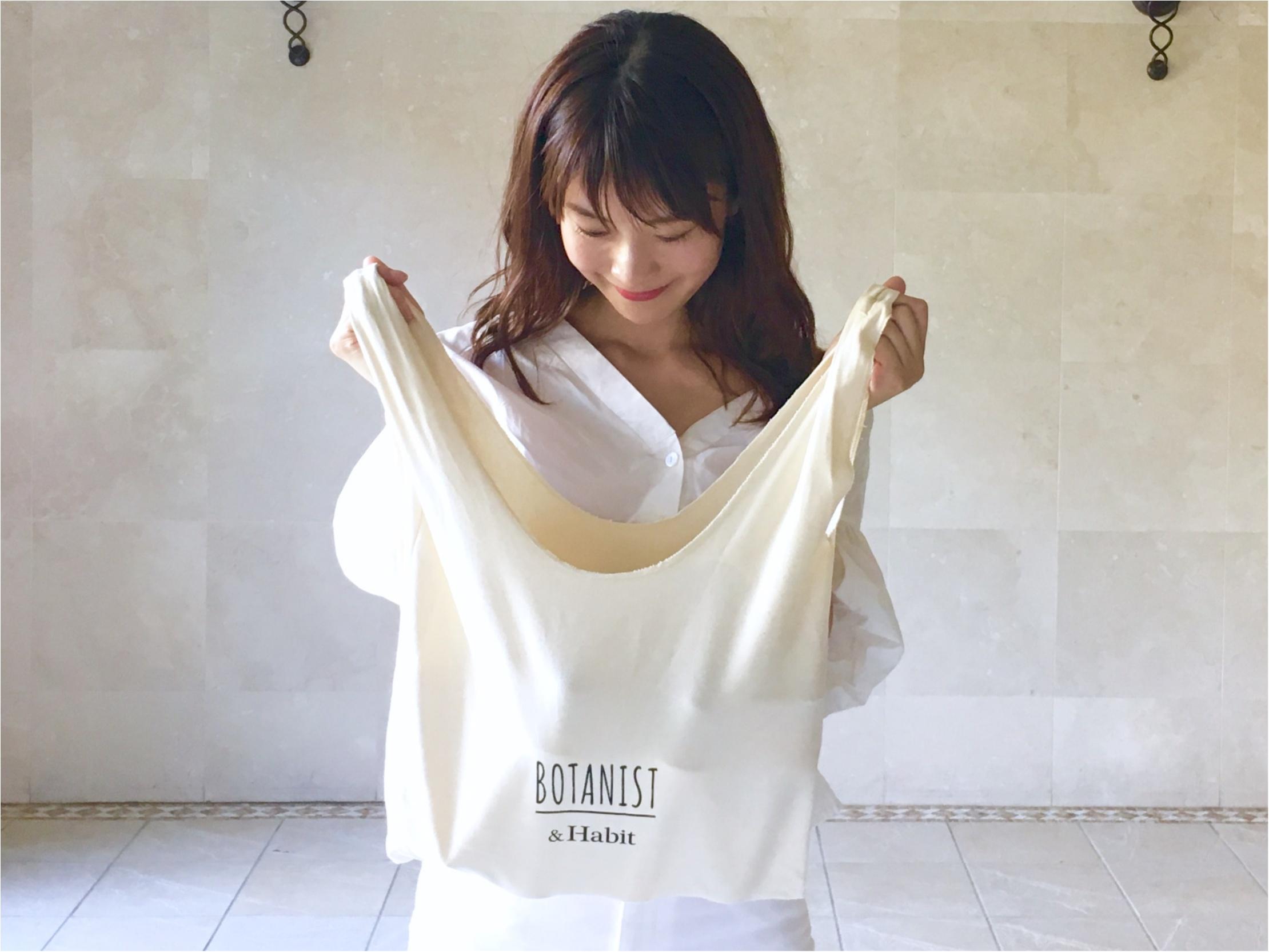 ついに明日オープン!初のフラッグシップショップ【BOTANIST Tokyo】を一足お先にチェックしてきました❤️_13