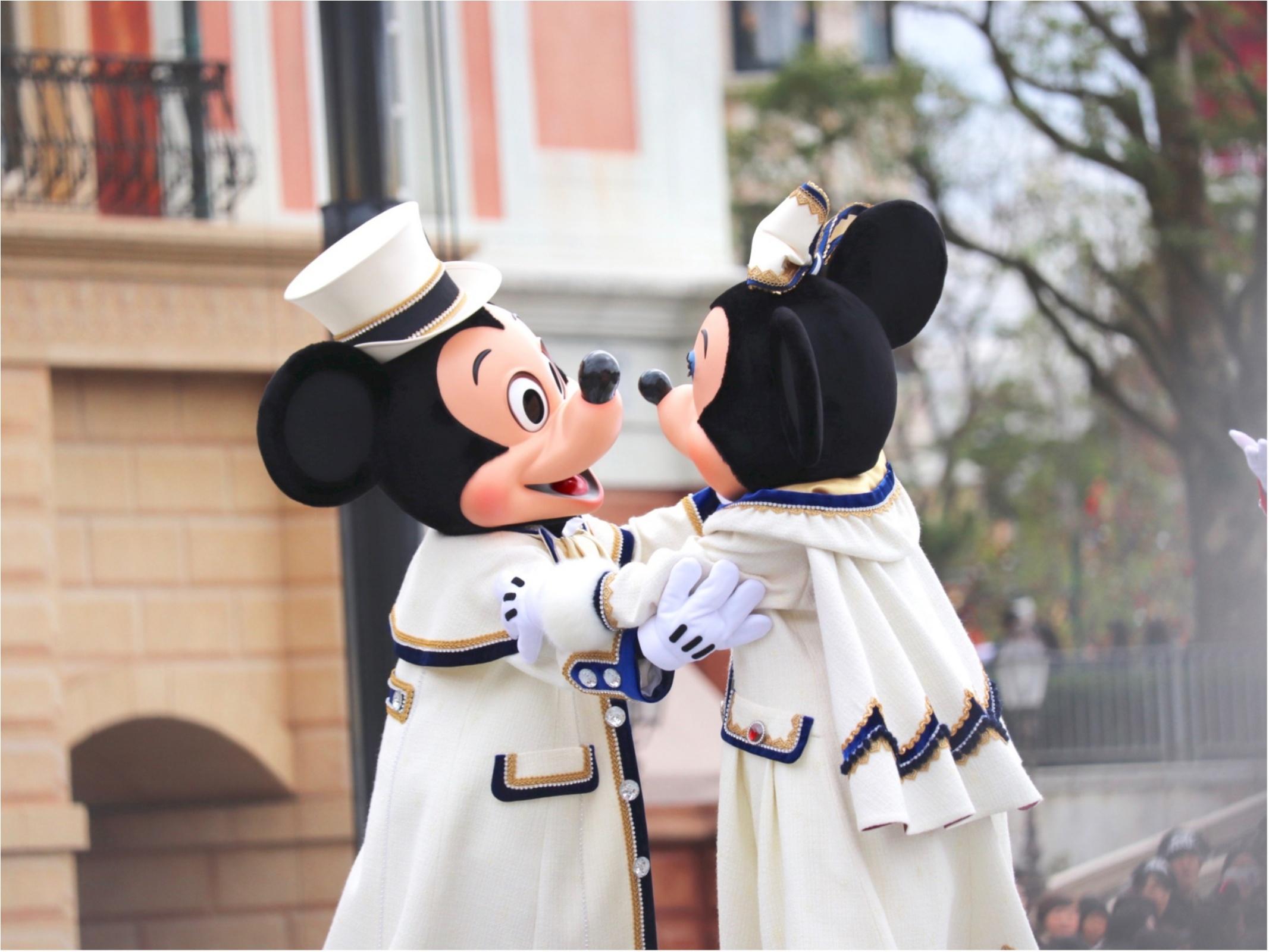 東京ディズニーリゾート ディズニーシー 新作 ミッキーマウス ミニー