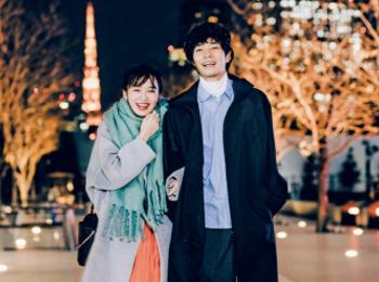 """清原翔×飯豊まりえのプチプラデートコーデ! おしゃれカップルは""""雰囲気リンク""""はじめてる♡"""