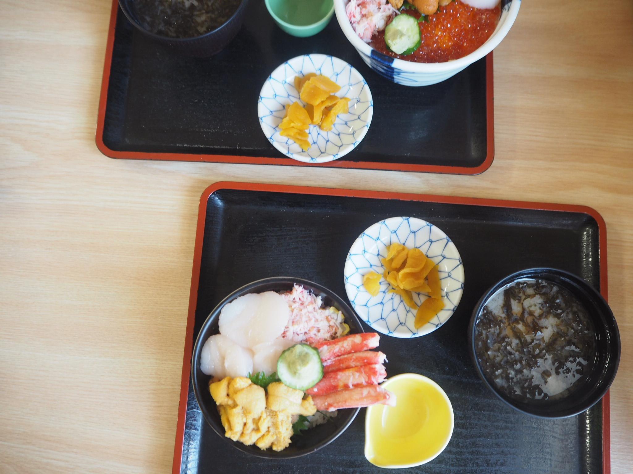 《北海道1人旅》函館で食べたい!海鮮、ジンギスカンは専門店がオススメ!!_4