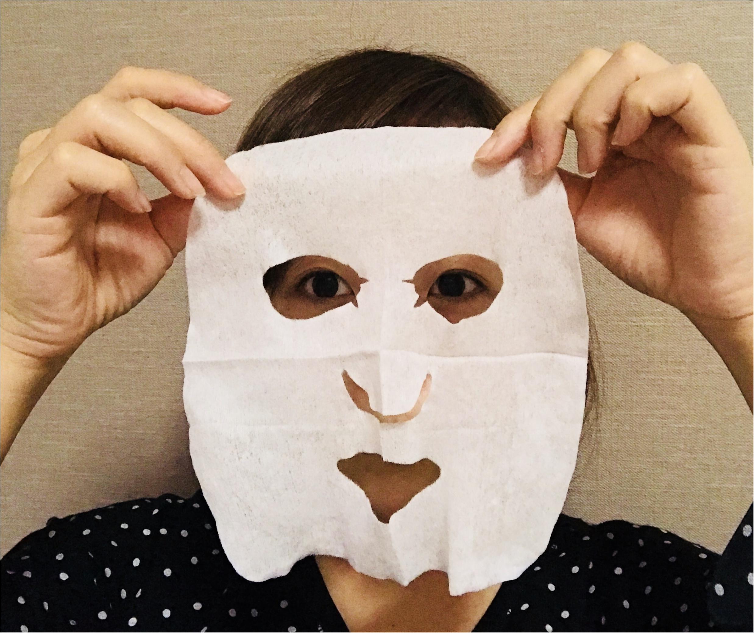 【朝パック】で抜群の化粧ノリ効果!!洗顔+スキンケア+保湿下地が《たった60秒》でできる《目ざまシート》がすごい♡♡_2