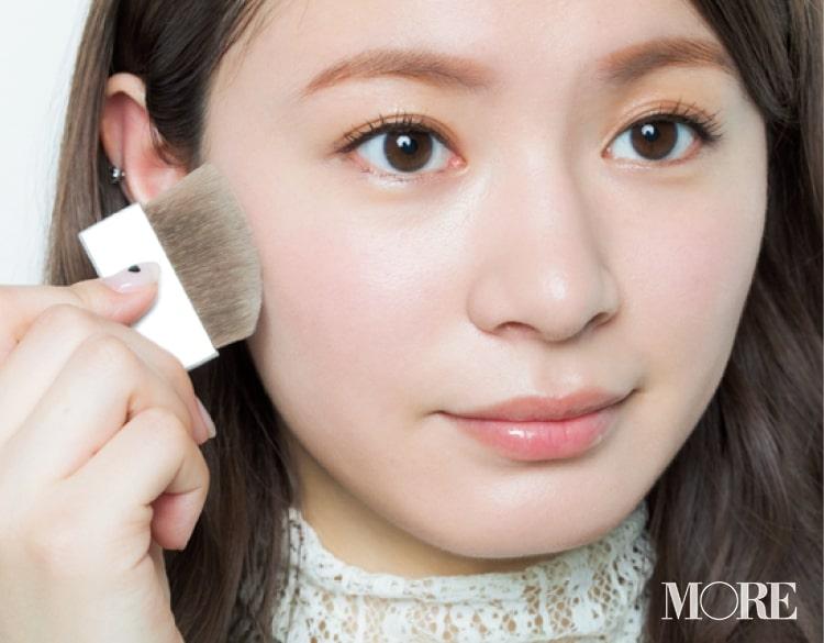 鼻や顔のテカり防止メイク特集 - 汗をかいても崩れにくいメイクテクは?_19
