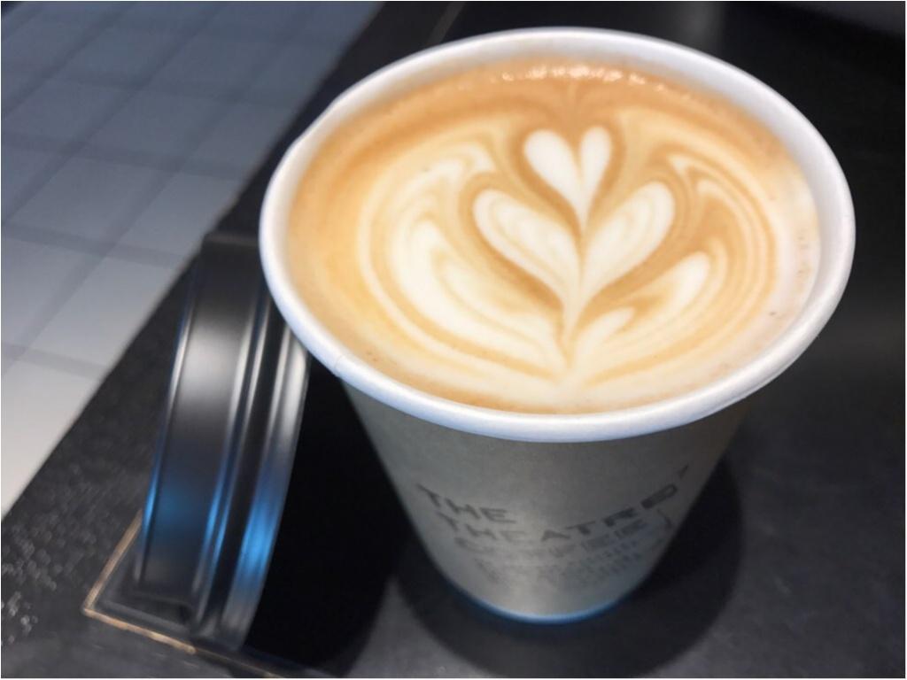 ラテアート世界選手権で入賞したバリスタが在籍する《THE THEATRE COFFEE 》★渋谷でひと息つくのにピッタリの【コーヒースタンド】_3