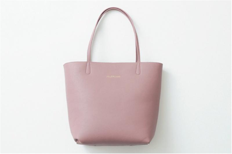 お仕事ガールのバッグは「可愛い・使える・毎日持てる」17