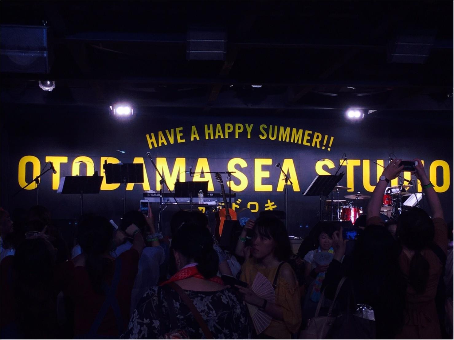 【三浦海岸編】LIVE!パネル!双子コーデ!夏にぴったり フォトジェニックなスポット!_2