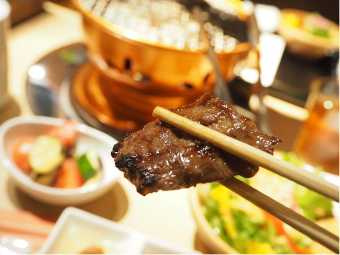 お肉と旬野菜のマリアージュ♡ふうふう亭 緑席_11