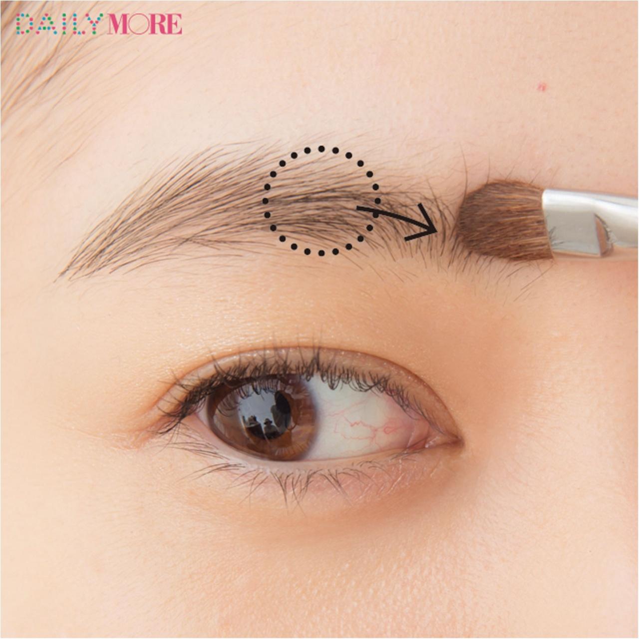 眉毛特集 - 世界一正しい眉の描き方 | アイブロウの描き方、メイクのプロセスやテクニックまとめ_32