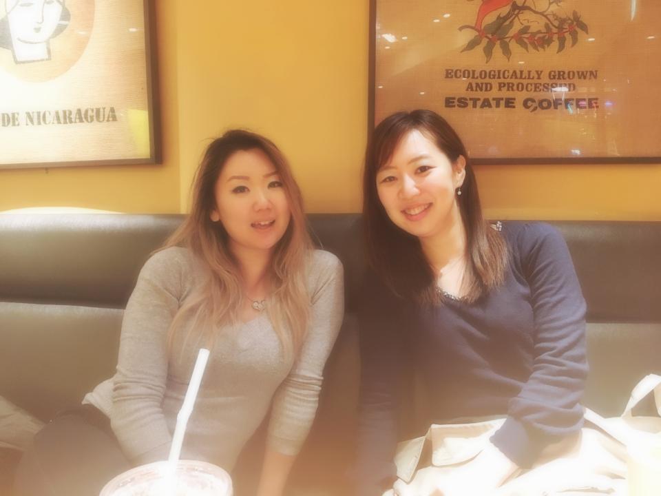 カナダでの出会い♡2ヶ月ぶりの再会にカンパーイ♡_13