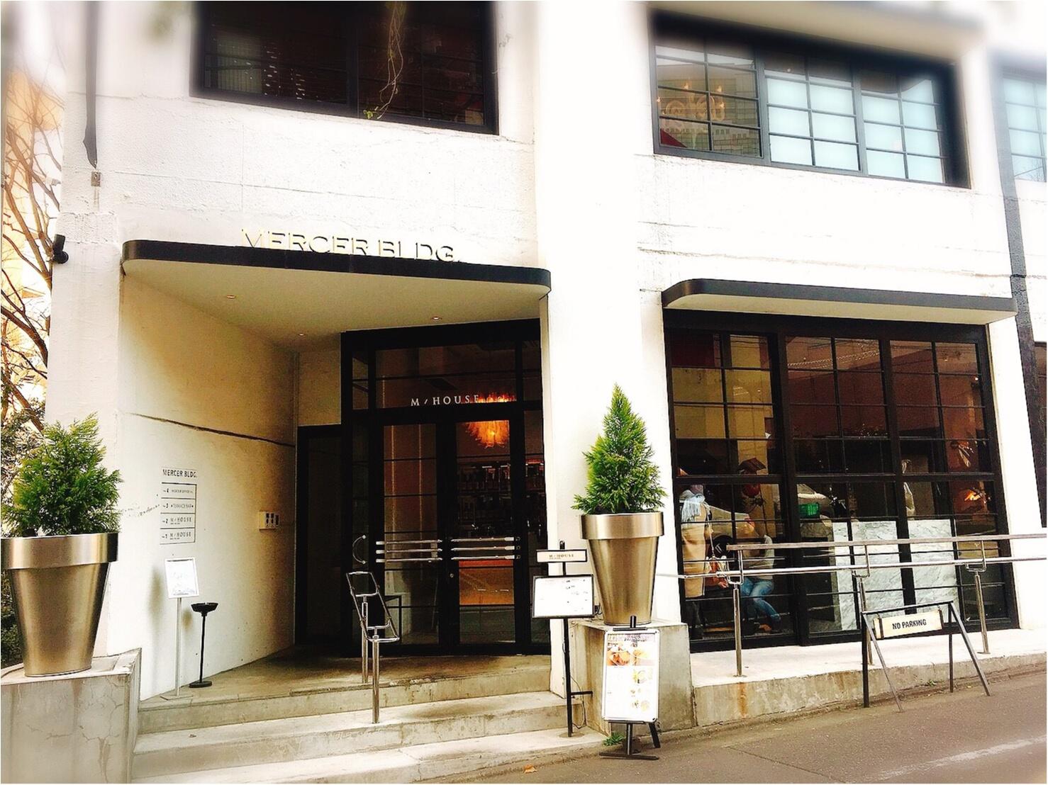 【モアハピ的三ツ星女子会スポット】焼きたてフレンチトーストが美味しい♡ブランチ専門店「M HOUSE」でアフターヌーンティー@東京・恵比寿_3_1