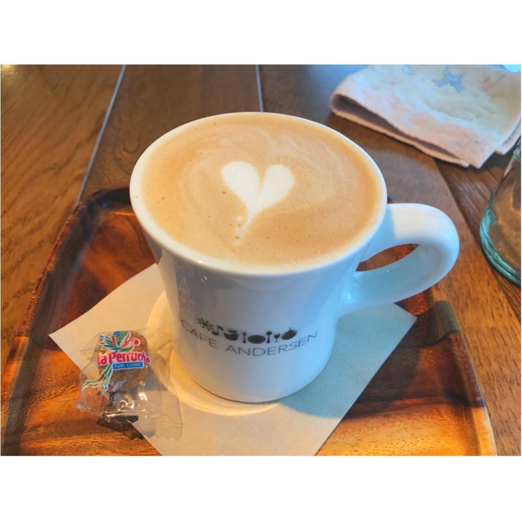 《女子はみんな大好き!パン!有名店アンデルセンにカフェがあるのは知ってた?ランチが激うま♡♡》アンデルセンカフェで朝活始めちゃおう!_3