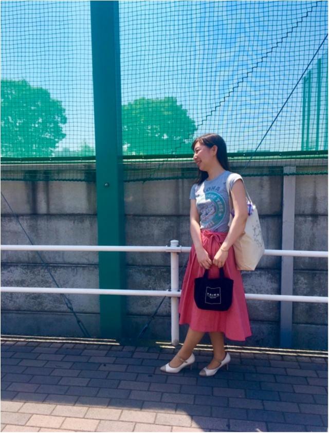 【週末にコレ着たい!】グレー×ピンクdeかわいいをツクル♡_2