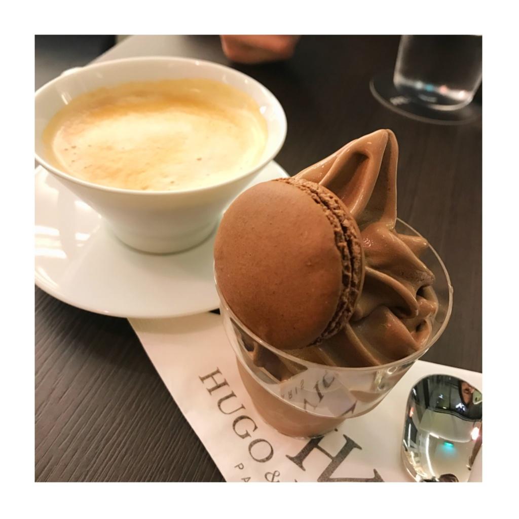 《話題沸騰!表参道ヒルズで激アツなチョコたちがあなたを待っている!?!》HUGO&VICTOR PARISのカフェをご紹介♡♡_3