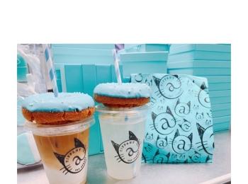 日本初上陸!『Tiffany Cafe』