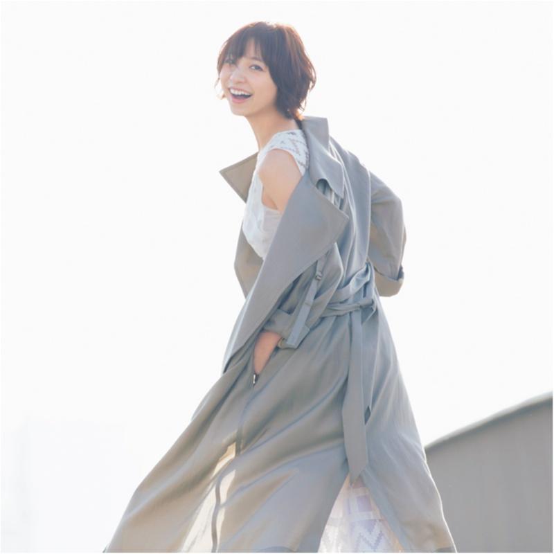 【篠田麻里子、MORE卒業!】 スタッフが選ぶ「麻里子のベスト」大公開♡_1