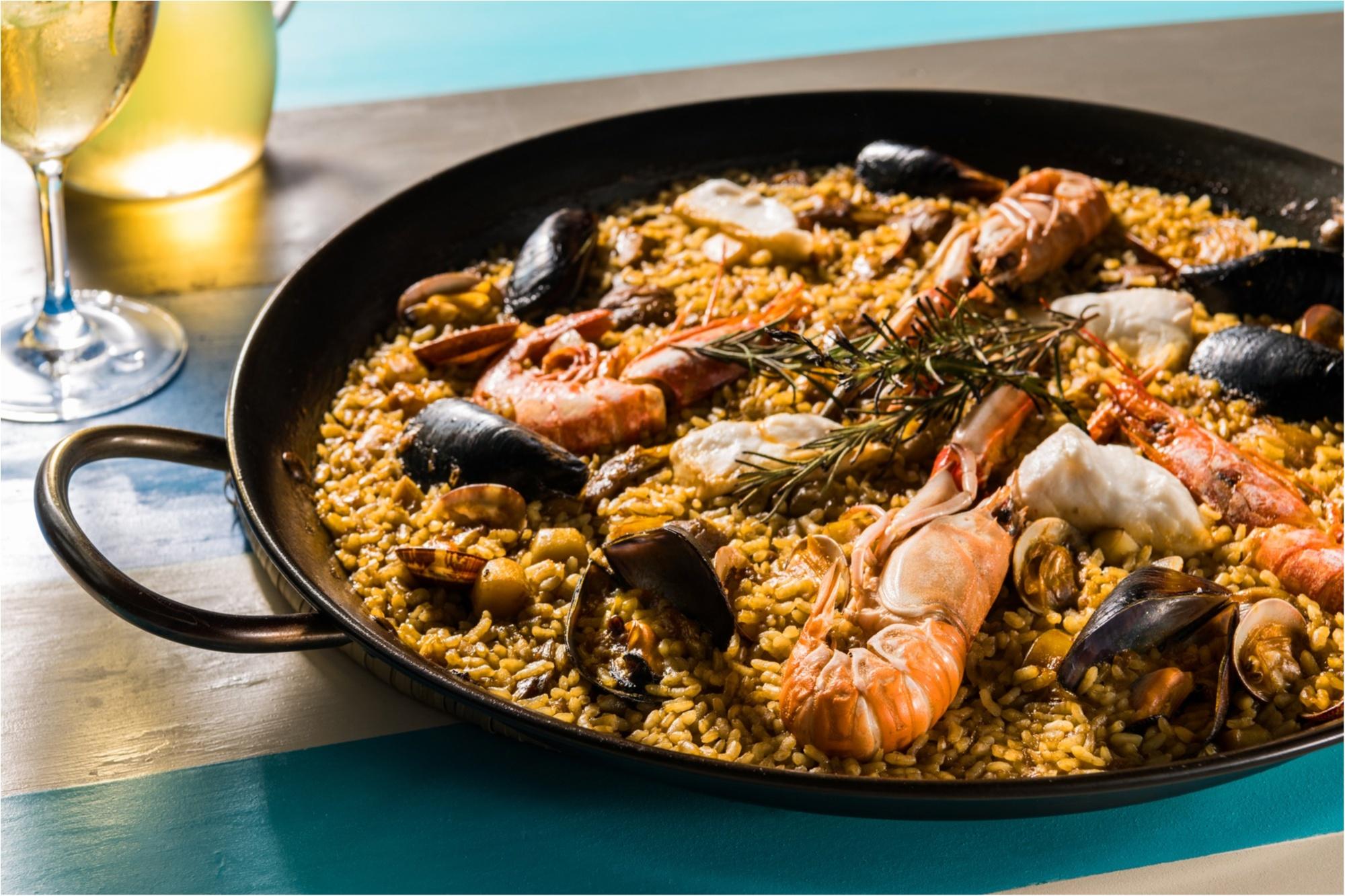 バルセロナで一番おいしいパエリアも、レモネード専門店も! 明日OPEN「渋谷ストリーム」の、MUST EAT5選♡_3_2