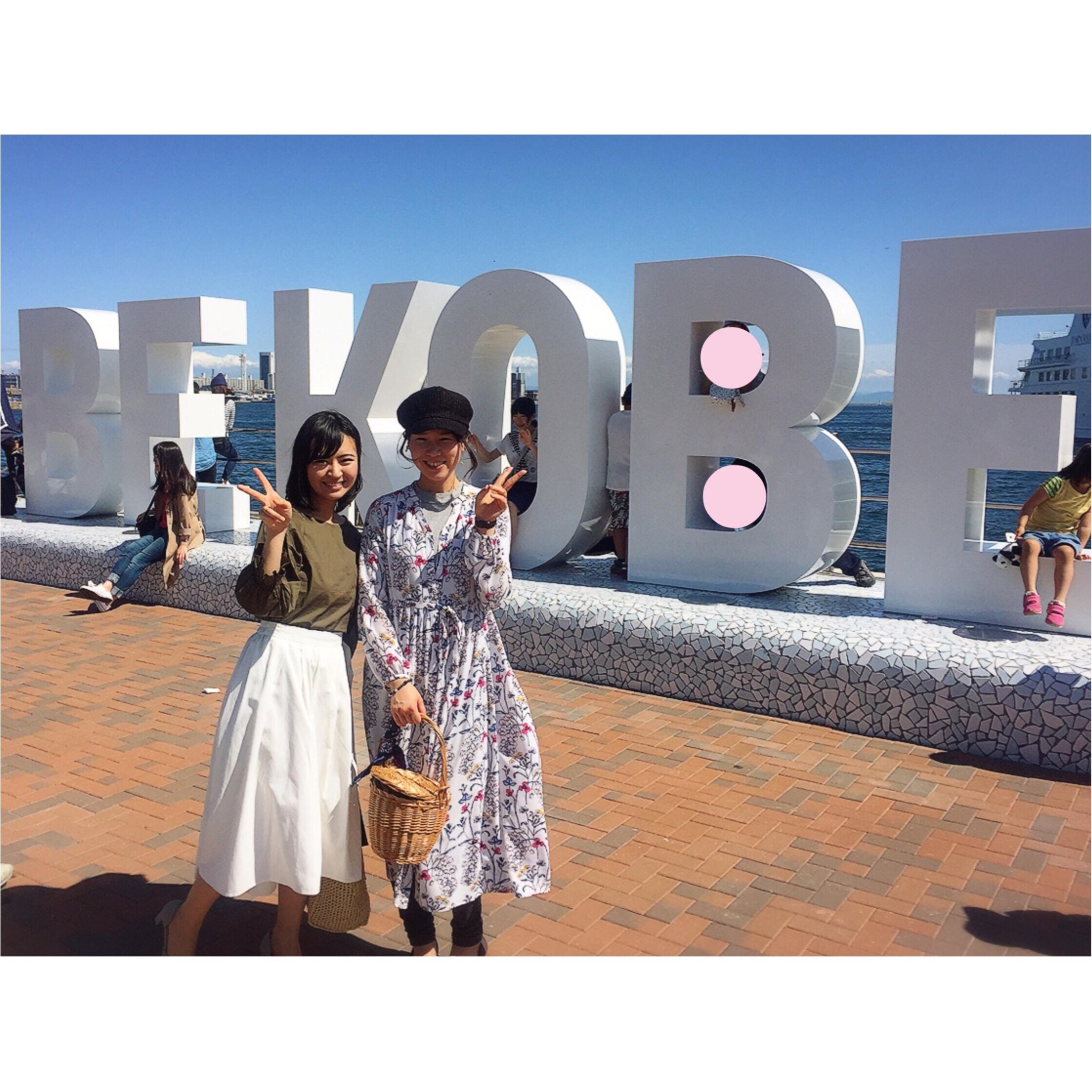 神戸の新モニュメント!BE KOBE!_2