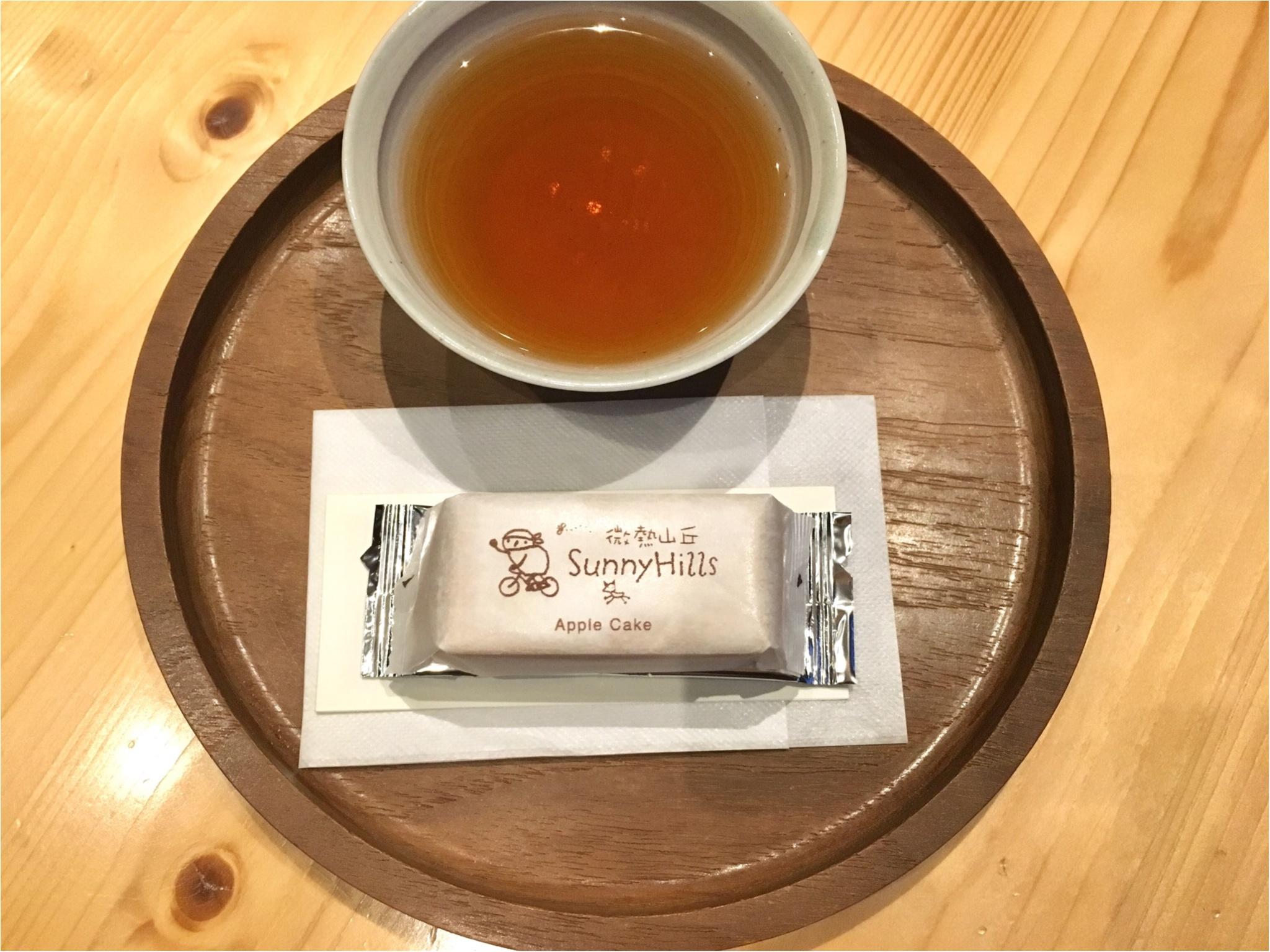 【微熱山丘-サニーヒルズ-】台湾の人気パイナップルケーキを表参道で。_2
