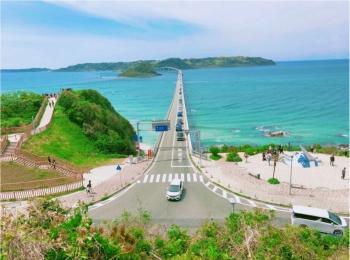 一度は行ってみたい♡ 世界の絶景にも選ばれた『 日本一美しい橋 』 ♡♡