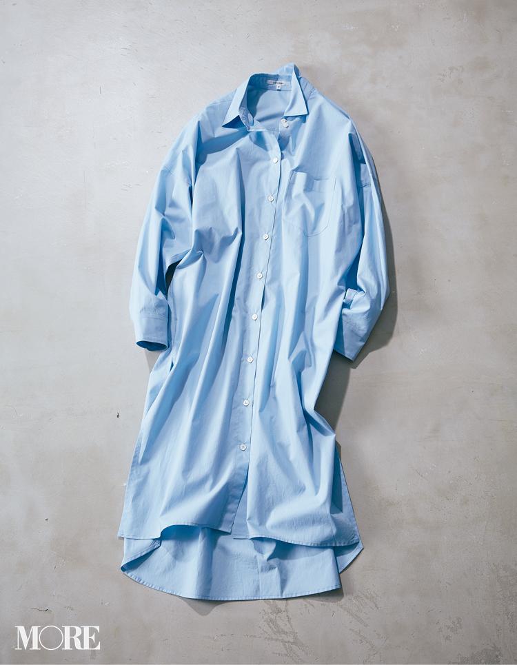 この春の「きれいめカジュアル」のために更新したい2つのアイテム。答えはシャツとスウェット! 記事Photo Gallery_1_3