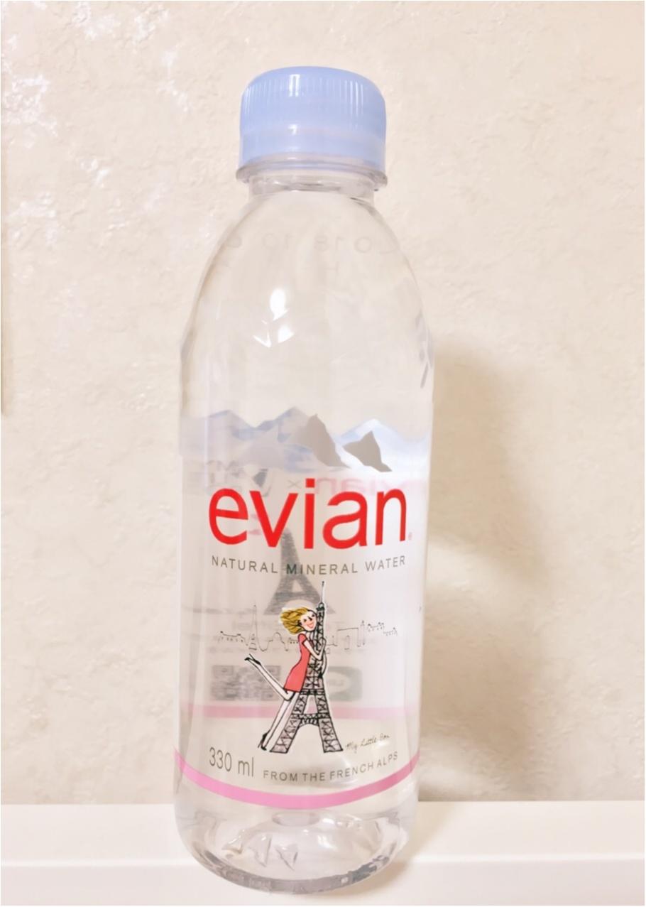 もうチェックした?evian × My Little Boxのコラボボトルが可愛すぎる❤︎LINEスタンプ&キャンペーン情報も!_1