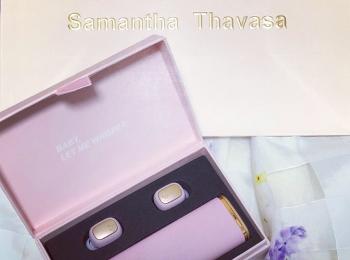 <サマンサタバサ>今年の自分へのご褒美に♡サマンサワイヤレスイヤホンが最高すぎる!