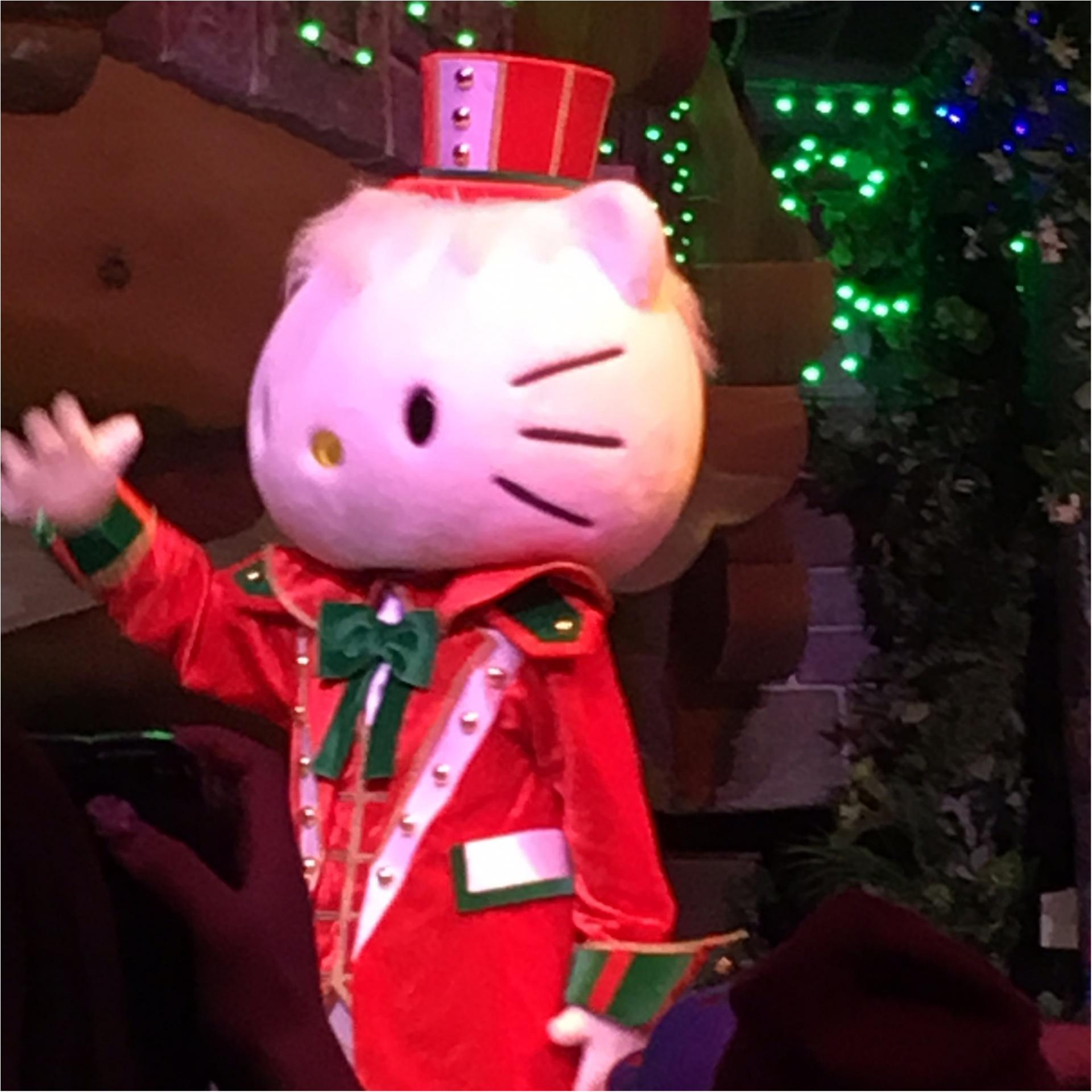 """《先行お披露目会に潜入!》『ピューロクリスマス』-ピューロランドでサンリオキャラたちがパーティ!クリスマスの""""ス""""が消えちゃった!?-_5_5"""