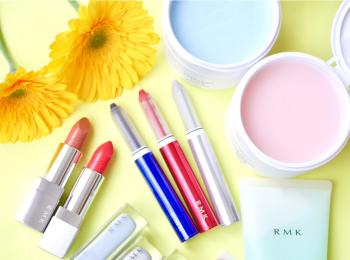 『RMK』夏新作を美容家立花ゆうりがお試し! 夏メイクは爽やかに楽しむ☆