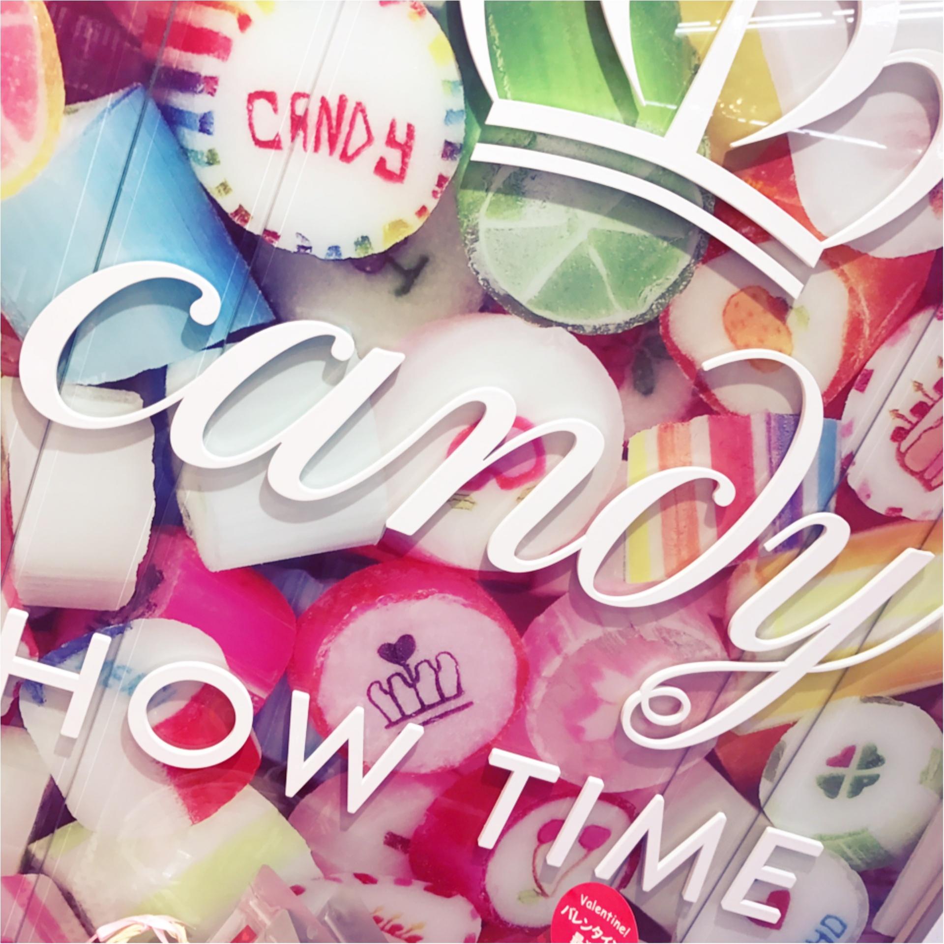 ★手土産にいかが?見た目も可愛い『candy SHOW TIME』の手作りキャンディーはお呼ばれに最適スイーツ★_1