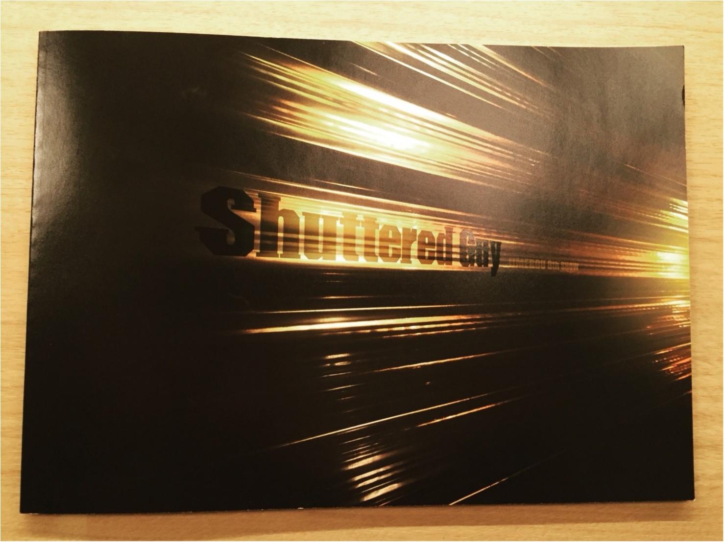 はじまりの春に心躍るエンタメ舞台【梅棒8th SHOW『Shuttered Guy』】4都市ツアー開幕!!_6