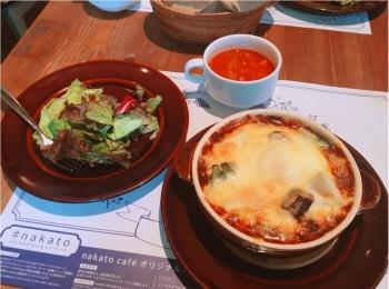 【外苑前】1ヶ月の期間限定カフェ「nakato café」の1日25食限定ビーフシチュードリア♡